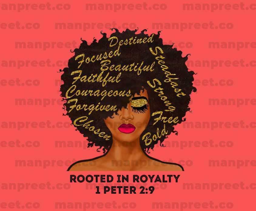 Rooted in Royalty